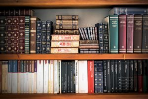 Work experience: Law books