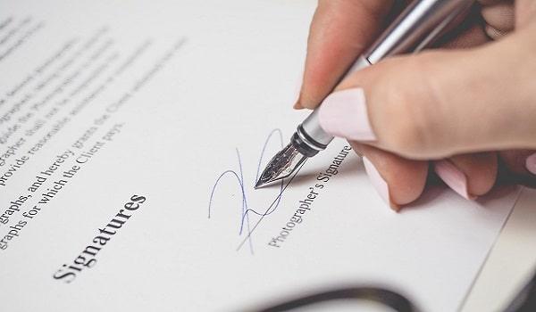Declarations of Trust Solicitors UK