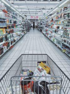 corona virus supermarkets