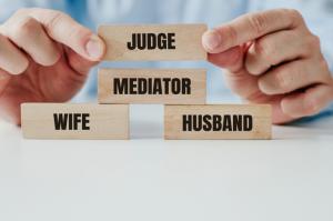 divorce: delays