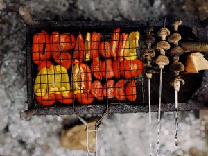how to have bbq in lockdown